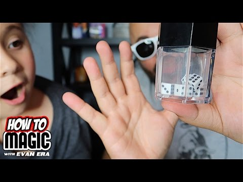 7 MAGIC DICE TRICKS! from YouTube · Duration:  20 minutes 54 seconds