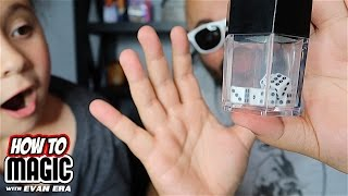 7 MAGIC DICE TRICKS!