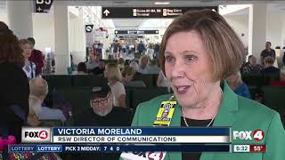 Team coverage on holiday travel tips at the airport and on the roads