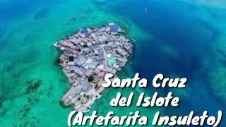 Santa Cruz del Islote (Artefarita Insuleto) #Esperanto #Venezuela #Colombia #EsperantoLives