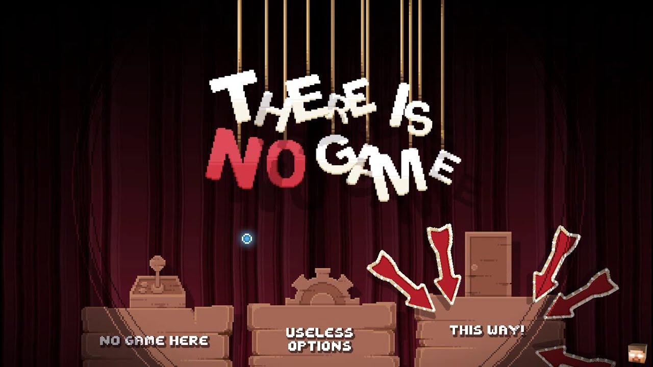 САМАЯ СМЕШНАЯ НЕ ИГРА!  - There Is No Game: Wrong Dimension - Часть 1