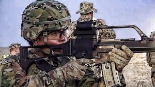 U.S. Soldiers Earn Schützenschnur German Marksmanship Badge