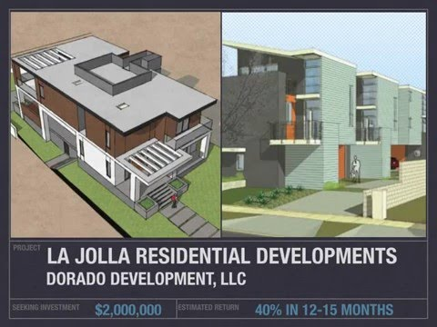 Equity Investment Opportunity: Residnetial Development | La Jolla, CA