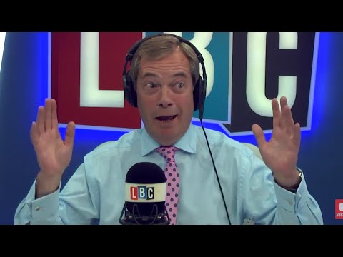 The Nigel Farage Show On Sunday: May's Brexit Speech. 1/2 LBC - 24th Sept 2017