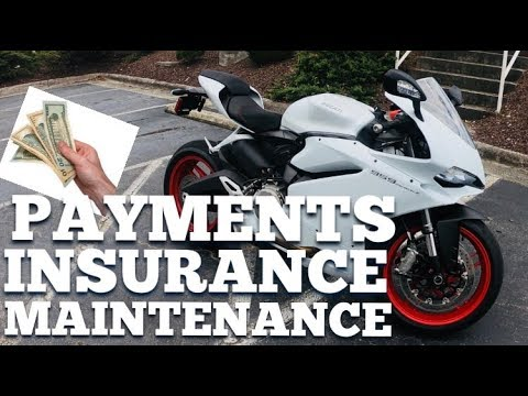 True Cost Of Owning A Ducati Panigale Youtube