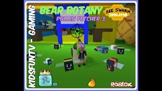 Roblox | Bee Swarm Simulator | 2 Royal Jelly | Bear Botany | Ep.12