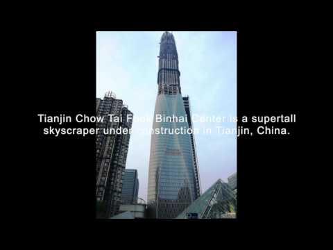 UPDATE!!! TIANJIN   Tianjin CTF Finance Centre   530m   1739ft   97 fl   U/C July 2017