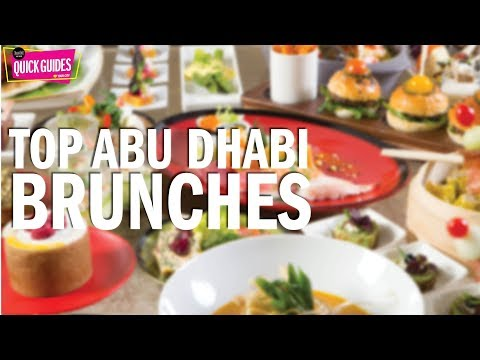 Top brunches to try in Abu Dhabi (2019)
