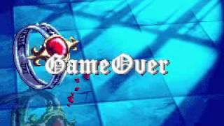 Game Over - Castlevania: Harmony of Dissonance