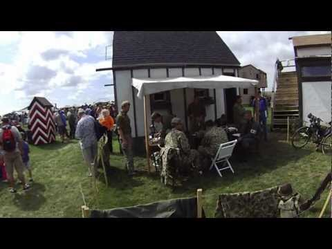 Reading WW 2 Air Show - Americans invade German occupied fresh quarters PART 1