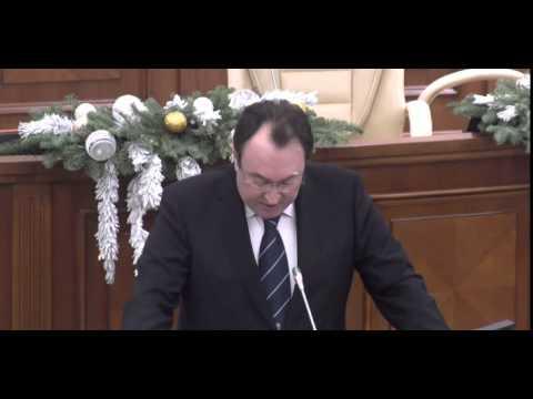 """Alexandru Tănase despre excluderea partidului """"PATRIA"""" din cursa electorală (29.12.14)"""