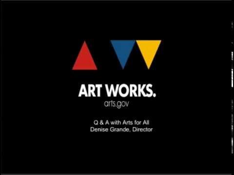 NEA Arts Education September 2013 Webinar