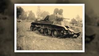 Фото старых танков.