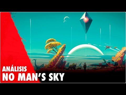 Análisis NO MAN'S SKY