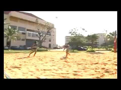 แนะนำกีฬาวอลเลย์บอลชายหาด ตอน 1