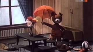 Füles mackó - A hóember