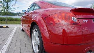 Audi TT 2002 Videos
