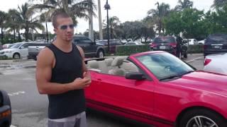 Майами № 96. Машина на прокат в Америке.Аренда машины в США. Флорида. Майами.(Аренда машины в Америке очень простое дело.Для этого нужно иметь кредитную карту и водительские права...., 2014-08-05T17:50:37.000Z)