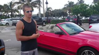 Майами № 96. Машина на прокат в Америке.Аренда машины в США. Флорида. Майами.(, 2014-08-05T17:50:37.000Z)