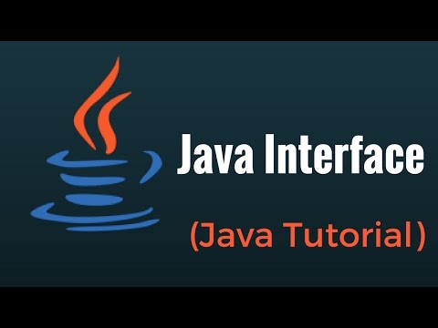 Java Interface Tutorial with Example