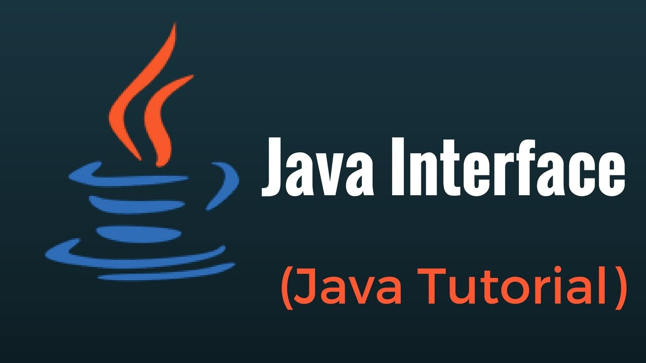 What is Interface in Java with Example