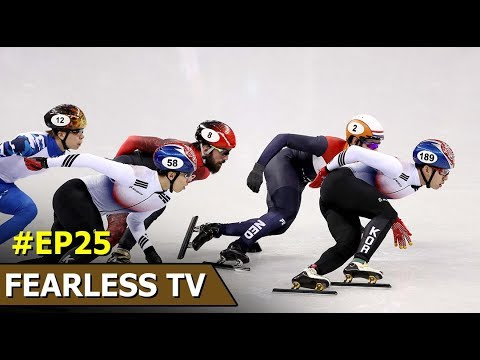 Real Vs Man Made Skate Tracks | Big Air Snowboard | Cold Water Surf | Fearless Tv | Episode 25