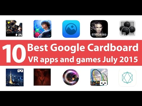 10 best google cardboard vr apps and games for android. Black Bedroom Furniture Sets. Home Design Ideas