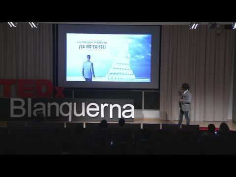 Si ahora buscara trabajo, no empezaría desde cero. Vosotros tampoco | Angel Pardo | TEDxBlanquerna
