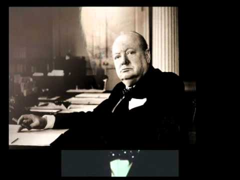 "Sir Winston Leonard Spencer-Churchill ""O discurso do século"""