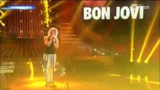 Bon Jovi - Valerio Scanu canta