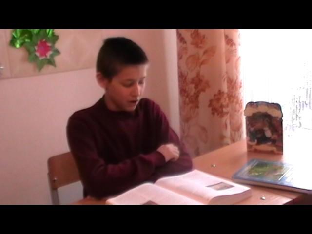 Изображение предпросмотра прочтения – СпиридонМедяков читает произведение «Я жить хочу» М.Ю.Лермонтова
