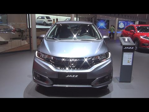 Honda Jazz 1.3 i-VTEC Elegance CVT (2019) Exterior and Interior