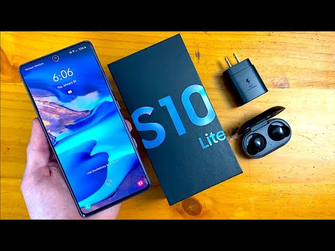 Samsung Galaxy S10 Lite Unboxing & First Impressions!