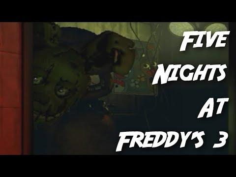 FIVE NIGHTS AT FREDDY'S HARMADIK ÉVAD ELŐZETES thumbnail