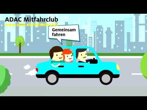 ADAC Mitfahrclub I ADAC 2017