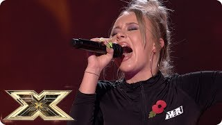 Molly Scott sings Human | Live Shows Week 3 | The X Factor UK 2018