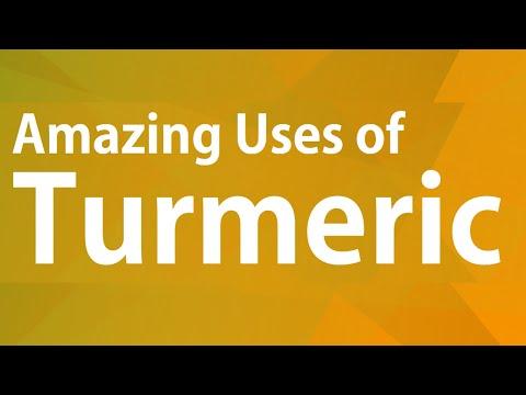 Amazing Uses of Turmeric - Health Benefits of Turmeric - Turmeric Health Benefits