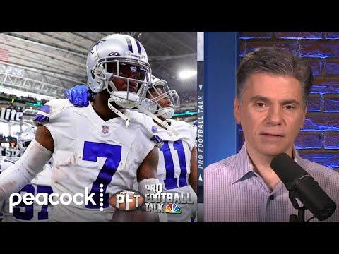 Buy or Sell: Dallas Cowboys corner Trevon Diggs for DPOY? | Pro Football Talk | NBC Sports