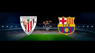Прогноз на матч Кубка Испании Атлетик - Барселона смотреть онлайн бесплатно
