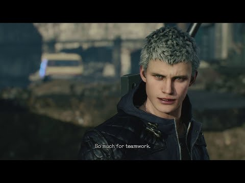 Here's 20 Minutes of Devil May Cry 5 thumbnail