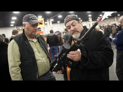 Is America's love of guns stopping common sense gun regulation?