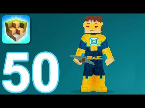 Block Craft 3D: City Building Simulator - Gameplay Walkthrough Part 50 - Avatar Upgrade (iOS)