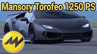 Mansory Torofeo 1250 PS - Lamborghini Tuning für Huracan, Kourosh Mansory