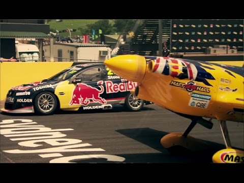V8 Supercar Vs Plane | Top Gear Festival Sydney