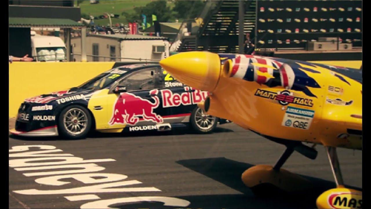 Supercar Vs Plane Top Gear Festival Sydney Youtube