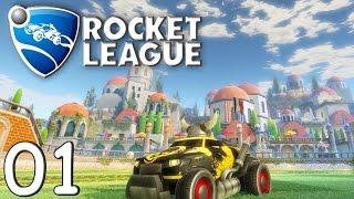 Rocket League - SAISON ALL-STAR #01 - royleviking [FR HD PC]