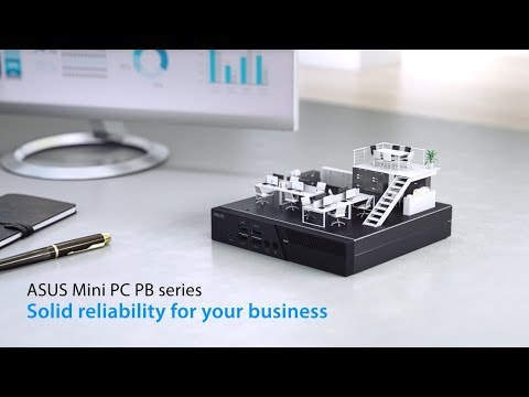 ASUS Mini PC PB series - Solid reliability for your business