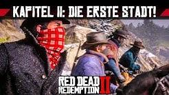 RED DEAD REDEMPTION 2 #2 | Kapitel 2: Ab nach Valentine | Let's Play Deutsch PS4 Pro Gameplay German