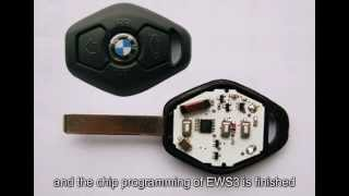bmw ews3 key programming instruction