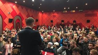 Вступительная часть на открытие штаба Навального/ЯРОСЛАВЛЬ (22.04.2017)